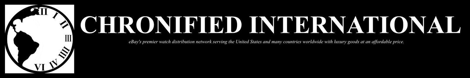 Chronified International