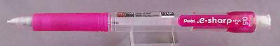 Pentel AZ125 E-Sharp 0.5mm Pencil Sky  PINK ()