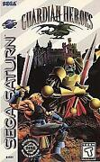 Sega Saturn Guardian Heroes
