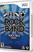 Rock Band Track Pack