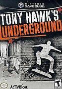 Tony Hawk Underground GameCube