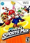 Baseball Nintendo Mario Sports Mix Video Games
