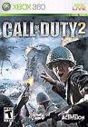 Call of Duty 2 Microsoft Xbox 360 Video Games