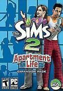 Sims 2 Apartment Life