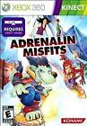 Adventure Microsoft Xbox 360 Video Games with Manual