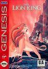 The Lion King SEGA Video Games