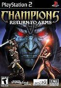PlayStation 2 Champions Return to Arms