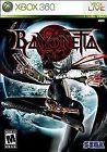 Bayonetta Microsoft Xbox 360 Video Games