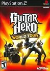 Guitar Hero World Tour Sony PlayStation 2 2008 Video Games