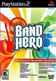 Band-Hero-Sony-PlayStation-2-2009-NEW-amp-SEALED