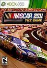 NASCAR The 2011 Microsoft Xbox 360 Racing Video Games