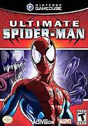 Ultimate Spiderman GameCube