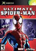 Spiderman Xbox