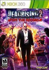 NEW! Dead Rising 2: Off the Record (Microsoft Xbox 360, 2011)