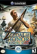 Medal of Honor Rising Sun GameCube