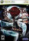 SEGA Bayonetta Microsoft Xbox 360 Video Games