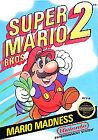 Super Mario Bros. 2 Nintendo NES Video Games