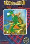 Capcom Commando Nintendo NES Video Games