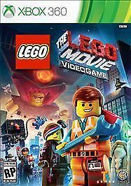 The LEGO Movie Videogame  (Xbox 360, 201...