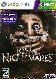 NEW-Rise-of-Nightmares-Xbox-360-2011-NTSC-Region-1