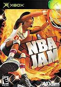 Xbox NBA Jam Video Games