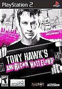 Tony Hawk American Wasteland PS2