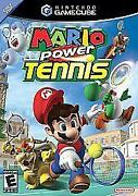 Mario Power Tennis GameCube