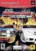 Midnight Club 3 PS2