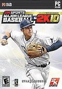 Baseball PC Game