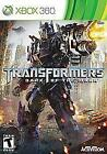 Transformers Xbox 360