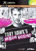 Tony Hawk American Wasteland Xbox