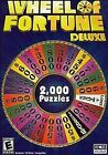 Wheel of Fortune Deluxe (PC, 2007)