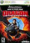 How to Train Your Dragon Microsoft Xbox 360 Video Games
