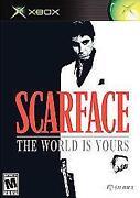 Scarface Xbox