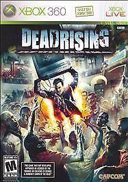 Dead Rising (Microsoft Xbox 360, 2006) -...