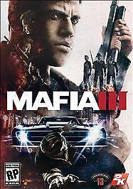 Mafia III PC BRAND NEW FREE SHIPPING - $9.99