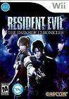 Resident Evil: The Darkside Chronicles Nintendo Video Games