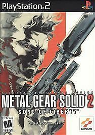 Metal-Gear-Solid-2-Sons-of-Liberty-Sony-PlayStation-2-2001