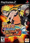 Naruto PS2