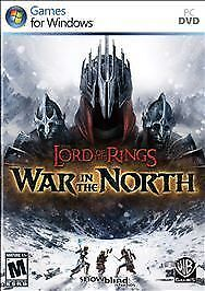 BRAND NEW SEALED Lord of the Rings War in the North DVD PC video game