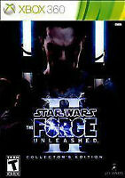STAR WARS THE FORCE UNLEASHED 2 FOR XBOX 360