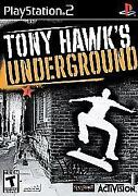 Tony Hawk Underground PS2