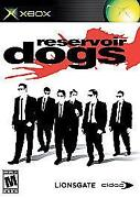 Reservoir Dogs Xbox