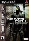 Tom Clancy's Splinter Cell 2003 Video Games