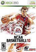 NCAA Basketball 10 Xbox 360