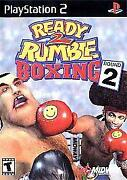 PS2 Boxing Games