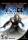 Star Wars: The Force Unleashed Video Games for PC