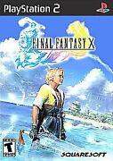 Final Fantasy 10 PS2