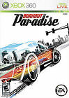 Burnout Paradise Microsoft Xbox 360 Video Games
