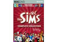 Sims 1 & 2 & 3 & Expansions & Life Stories